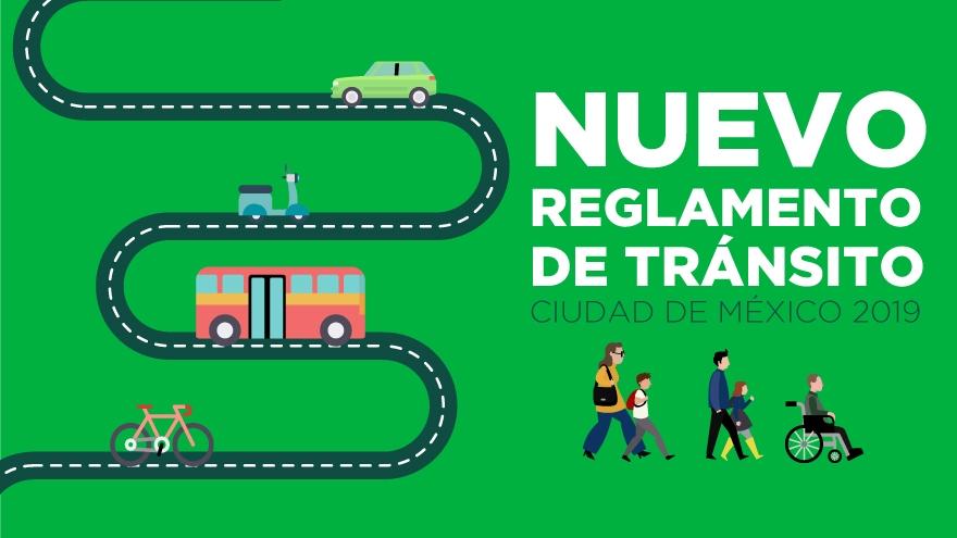 Conoce el Reglamento de Tránsito de la Ciudad de México 2019