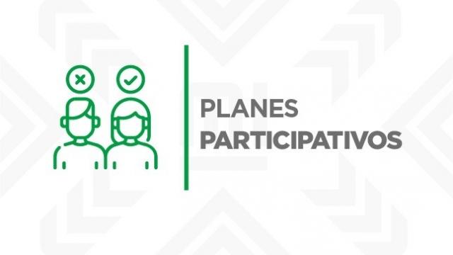 Planes participativos