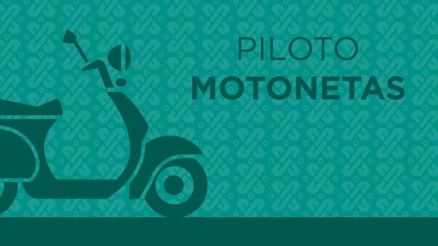 OPERACIÓN PILOTO DEL SERVICIO DE MOTONETAS ELÉCTRICAS COMPARTIDAS